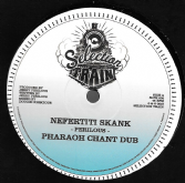 Perilous - Nefertiti Skank / Dub / Makating Horns - The Sphinx Rises / Dub (Selection Train) 10""
